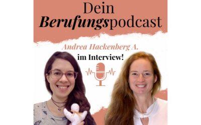 Episode 24 – Wie Andrea als Flow Birthing Mentorin, Frauen zu einer selbstbewussten Geburt verhilft!