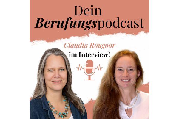 Episode 18 – Wie Claudia mit 47 Jahren die Karriereleiter im Konzern verließ, um sich mit ihrer Berufung Selbstständig zu machen!