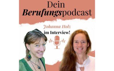 Episode 30 – Wie Johanna ihre Berufung durch Seelenreisen und Meditationen fand! – Interview mit Johanna Holz