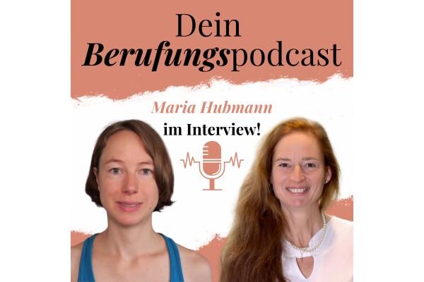 Episode 26 – Wie Maria ihren Job als Wissenschaftlerin aufgab, um Sexcoach zu werden! – Interview mit Maria Hubmann