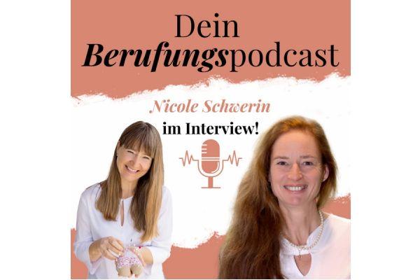 Episode 8 -Wie Nicole in Frankreich ihre Berufung aus der Kindheit wiederfand! Teil 2 – Interview mit Nicole Schwerin
