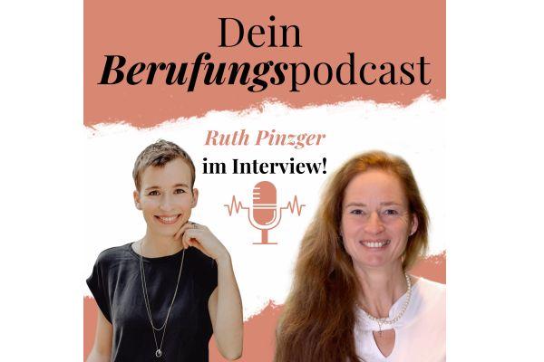 Episode 16 – Wie Ruth nach langem Suchen, endlich ihre Berufung als Goldschmiedin fand! – Interview mit Ruth Pinzger