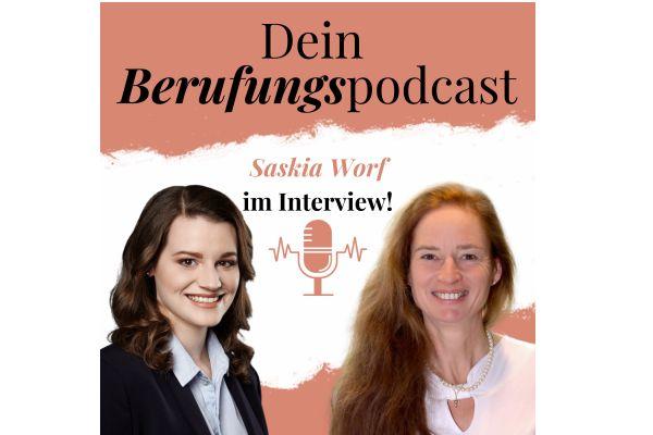 Episode 15 – Wie Saskia als Musikerin, ihre Berufung auf vielen verschiedenen Ebenen auslebt! – Interview mit Saskia Worf