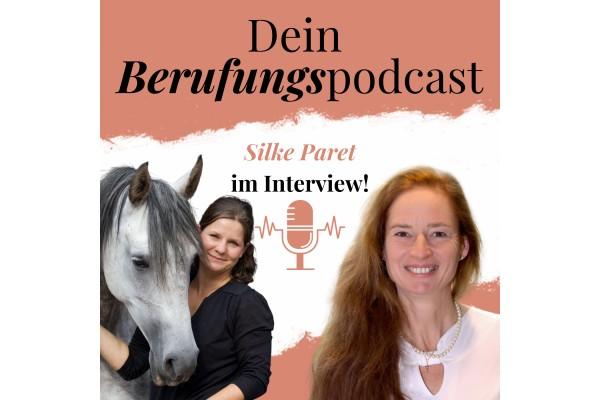 Episode 28 – Wie Silke ihre Berufung als Tierärztin mit Schwerpunkt auf Chiropraktik, Faszial Therapie, sowie Akupunktur fand!